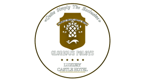 Glorious Peleys Castle Hotel Logo