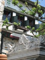 Glorious Peleys Castle Garden Architectural Detail