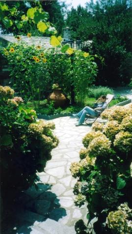 Glorious Peleys Castle Garden Summer