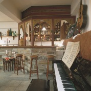 Glorious Peleys Castle Hotel Piano Bar