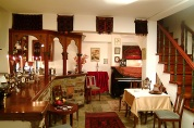 Glorious Peleys Castle Hotel Piano Bar